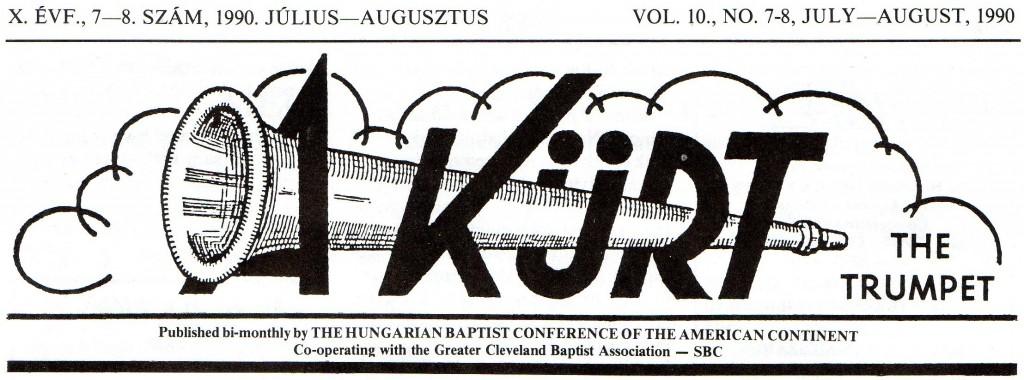 A Kürt amerikai kiadása (1990)