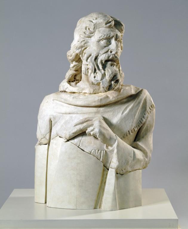 Giovanni Pisano (1250–1315): Haggeus próféta
