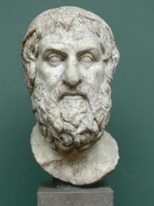 Szophoklész görög drámaíró és tragédiaköltő (Kr. e. 497–406) Antigoné című művében nagyon hangsúlyos a jelen tanulmányban vázolt téma, sőt teológiailag is érdekes, mert arról szól, hogy az isteni törvénynek kell-e engedelmeskedni, vagy a helyi despotának, Kreónnak